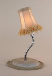 Lampetter m blomster